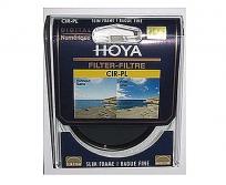 Hoya Cirkuláris polárszűrő Slim  (PHL) 62mm