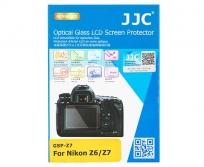 JJC GSP-Z7-Z6 LCD kijelzővédő üveg
