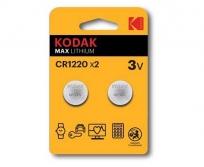 Kodak CR1220 Li-ion 2db-os
