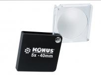 Konus Quicklens zsebnagyító 5x nagyítás