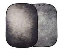 Lastolite Vintage összecsukható háttér 1.5 x 2.1m füst/beton