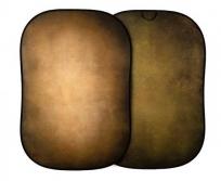 Lastolite Vintage összecsukható háttér Dohány/Oliva 1,5x2,1m