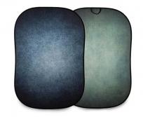 Lastolite Vintage összecsukható háttér 1.5x2.1m tinta/zsálya
