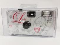 Libe egyszer használatos vakus fényképezőgép 400/27