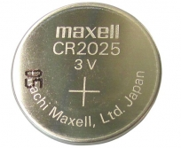 Maxell gombelem  2025 3V