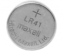 Maxell gombelem  LR41  1,5V