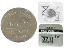 Maxell gomb elem  LR 920_371 1,5V