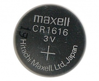 Maxell gombelem CR1616