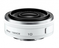 Nikon 1 Nikkor 10mm f/2.8 fehér