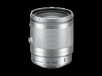 Nikon 1 Nikkor VR 10–100mm f/4.0–5.6 ezüst