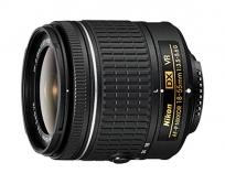 Nikon AF-P  Nikkor 18–55mm/3.5–5.6G VR DX