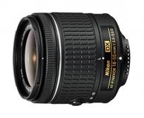Nikon AF-P  Nikkor 18–55mm/3.5–5.6G  DX