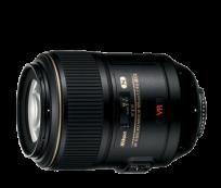 Nikon AF-S Nikkor 105 mm f/2.8G IF-ED AF-S VR Micro