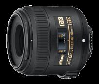 Nikon AF-S Nikkor 40mm DX f/2.8 Micro