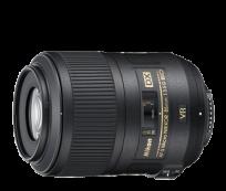 Nikon AF-S Nikkor 85mm f/3.5G AF-S DX Micro  ED VR
