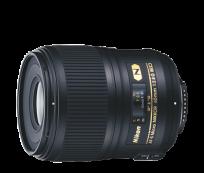 Nikon AF-S Nikkor 60mm f/2.8G ED Micro