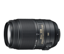 Nikon AF-S Nikkor 55-300mm f/4.5-5.6G  VR DX IF ED