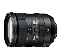 Nikon AF-S Nikkor 18-200mm f/3.5-5.6 G DX VR II