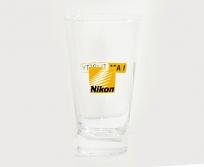 Nikon I AM THIRSTY üveg pohár