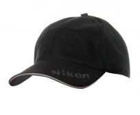 Nikon baseballsapka fekete