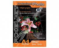 Pixeljet Professional Photo A4 fényes 260g 20db