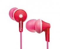 Panasonic Ergofit pink fülhallgató