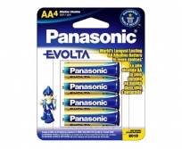 Panasonic Evolta LR6 AA ceruzaelem 4db-os