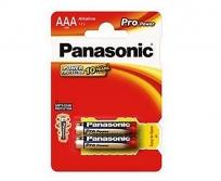 Panasonic LR03 AAA 2db-os elem