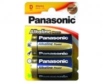 Panasonic LR20 góliát tartós elem
