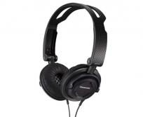 Panasonic RP-DJS150E-K Dj fejhallgató fekete