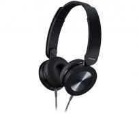 Panasonic RP-HXS220E-K összehajtható fejhallgató fekete