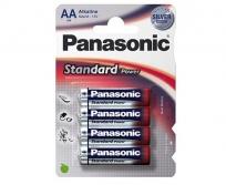 Panasonic Standard Power AA elemcsomag 4 db-os