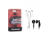 Panasonic fülhallgató MP3 fekete