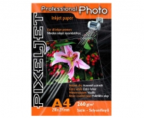 Pixeljet Professional Photo A4 Satin 260g 20db