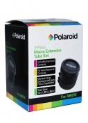 Polaroid Makro közgyűrűsor Nikon bajonettel 12mm,20mm,36mm