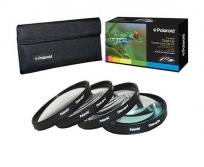 Polaroid makroszűrő készlet 77mm