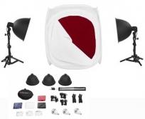 Quadralite LH35 Led Light Shed Kit