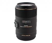 Sigma 105mm f/2,8 EX DG OS HSM macro  Nikonhoz