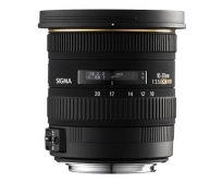 Sigma 10-20mm F3.5 EX DC Nikonhoz