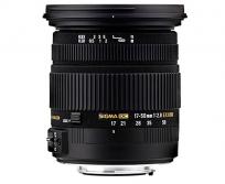 Sigma 17-50mm f/2,8EX DC OS Nikon bajonett