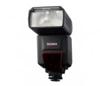Sigma EF-610 DG. Super vaku Nikon TTL