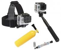 Sunpak Akció kamera kiegészítő szett 4db-os