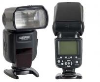 Sunpak DF3600U vaku Canon és Nikon TTL rendszerhez