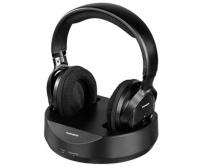 Thomson WHP3001B vez.nélküli/fekete fejhallgató