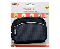Tramp 9 mini III fekete tok