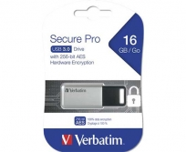 Verbatim 16GB Secure Pro USB 3.0 pendrive