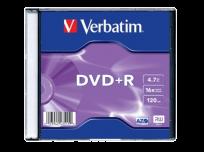 Verbatim DVD+R lemez AZO 4.7 GB  16x