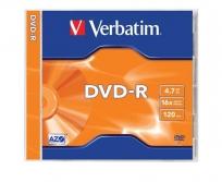 Verbatim DVD-R lemez 4,7 Gb 16x normál tok