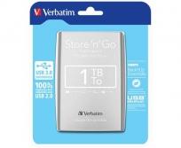 Verbatim HDD 1TB USB3 merevlemez