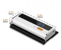 Viatom vérnyomásmérő készülék EKG funkcióval